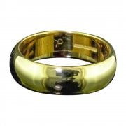 18ct Gold Gents Vintage Wedding Ring