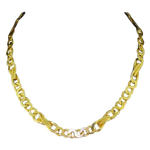 9ct Gold Link Chain Necklace