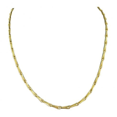 9ct Yellow Gold Link Chain Necklace