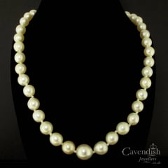 Delightful Pearl Necklace