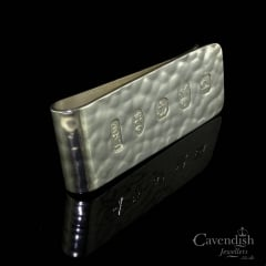 Superb Silver Money Clip